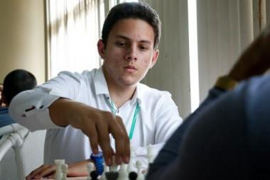 El campeón de Cuba Carlos Daniel Albornoz. Foto: Archivo/ Cubadebate.