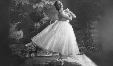 Fotos de Alicia Alonso en Museo de Danza de los EEUU