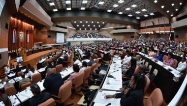 Asamblea Nacional del Poder Popular sesionará en La Habana. Foto: ACN.