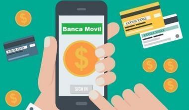 servicio de banca móvil