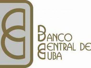 Logo del Banco Central de Cuba