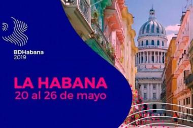 Banner de la Bienal de Diseño de La Habana 2019