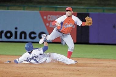 Béisbol Cuba-Nicaragua