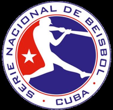 logo de la Serie Nacional de béisbol