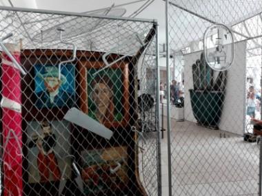 El Premio Nacional de Artes Plásticas participa en el proyecto Museos Interiores, la propuesta del Museo Nacional de Bellas Artes para la XIII Bienal de La Habana.