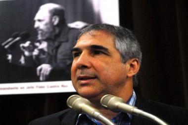 Eduardo Martínez, director de BioCubaFarma