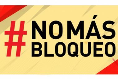 #No más bloqueo