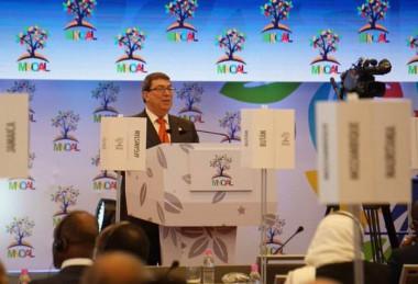 Es indispensable la unidad y solidaridad entre los países del MNOAL