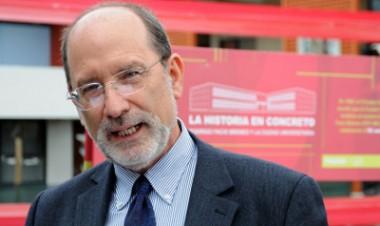 Presidente de la Unión de Universidades de América Latina y el Caribe (Udual), Henning Jensen Pennington.