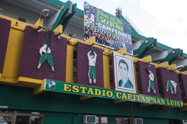 Estadio Capitán San Luis viste sus mejores galas