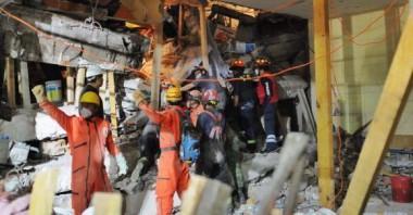 Desastres ocasionados por  sismo en México