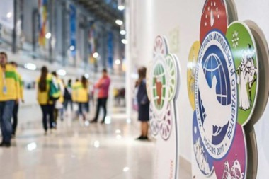 Jóvenes en Festival de Sochi