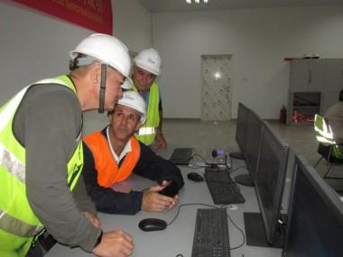La primera bioléctrica construida en el país, en áreas del central Ciro Redondo, de Ciego de Ávila, fue probada con éxito.