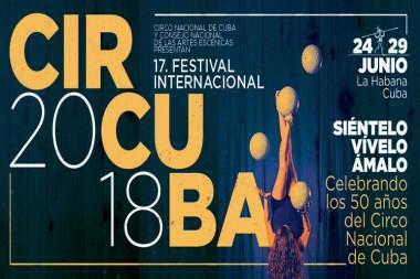 XVII Festival Internacional Circuba 2018