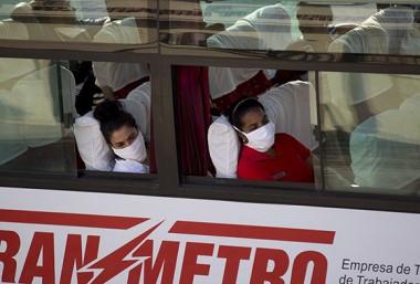 El servicio de transporte público cuando se restablezca completamente tendrá niveles de satisfacción de la demanda similares a los que presentaba antes de la COVID-19. Foto: Ismael Francisco/ Cubadebate.
