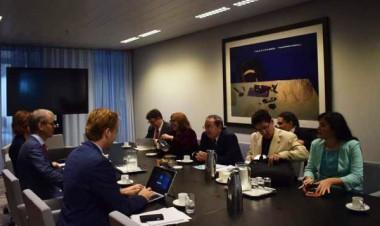 Delegados a la La Haya