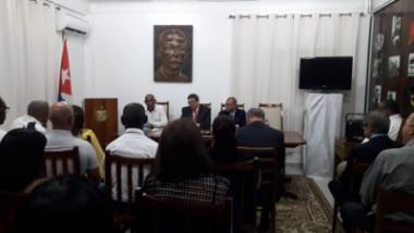 Cuba reitera voluntad de fortalecer vínculos con su emigración