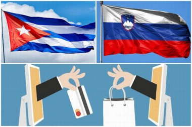 Diversifican Cuba y Eslovenia comercio bilateral