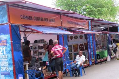 Cuba presente en Feria del Libro en República Dominicana