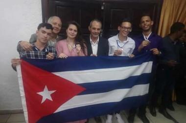 Cuba gana medallas en Olimpiada de Biología
