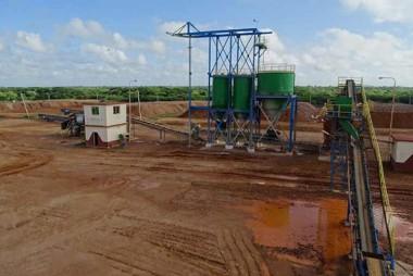 Yacimientos Cromo Camagüey