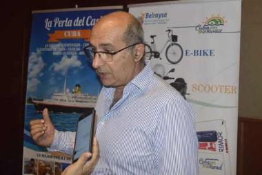 Oferta turística que promueve Cuba