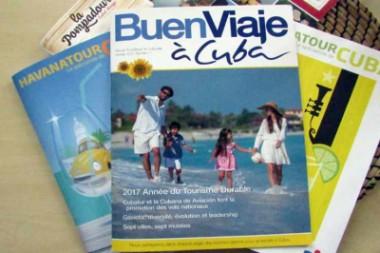 revista Buen Viaje a Cuba