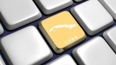 Imagen alegórica a la Informatización de la sociedad cubana