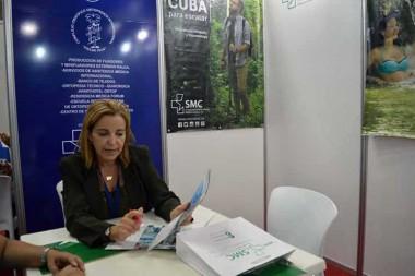 Cuba en Feria Panameña