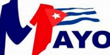 Logo del  Primero de Mayo