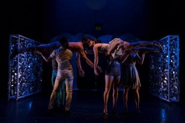 Danza Abierta en la apertura del Festival de Teatro de La Habana