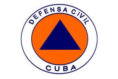 logo de la Defensa Civil