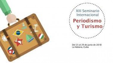 XIII Seminario Internacional Periodismo y Turismo