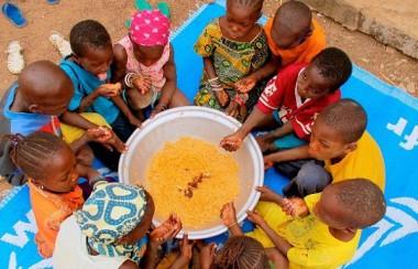 Imagen alegórica al Día Mundial de la Alimentación