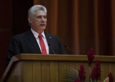 Nuevo Presidente de los Consejos de Estado y de Ministros de Cuba, Miguel Díaz-Canel