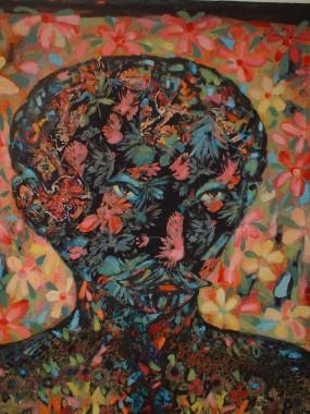 Exposición personal Julian, del artista de la plástica Kamil Bullaudy