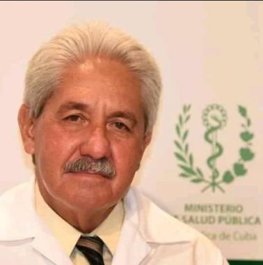 doctor Francisco Durán, director nacional de Epidemiología en el Ministerio de Salud Pública