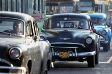 Vehículos en La Habana