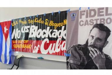 Conferencia de la Red Nacional de Solidaridad con Cuba (NNOC) en Estados Unidos