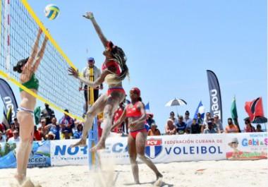 Leila y Maylén buscarán extender el feudo del voly de playa femenino cubano