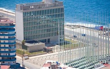 Embajada de los Estados Unidos en La Habana