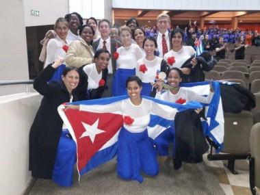 Coro cubano Ensemble Vocal Luna