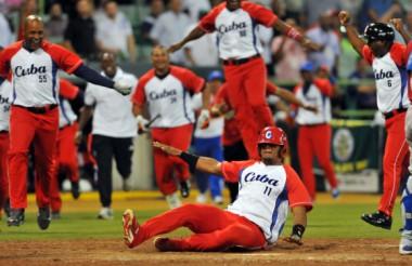 Equipo Cuba de béisbol partirá hoy hacia Nicaragua