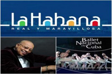 Ballet Nacional de Cuba y Chucho Valdés rinden homenaje a La Habana / Foto: Cubasí