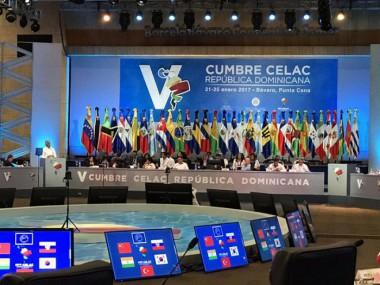 Cumbre de la CELAC en Dominicana