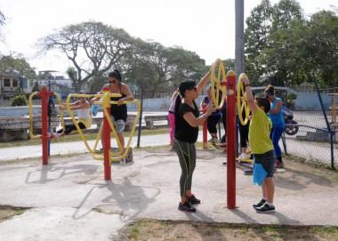 más del 40,4 % de la población cubana de 15 años y más, no realiza actividad física suficient