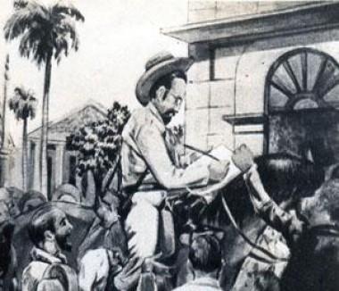 El Himno de Figueredo y el acompañamiento de Agramonte