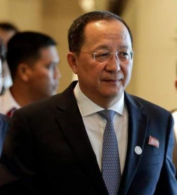 Llegó a Cuba Canciller de la República Popular Democrática de Corea