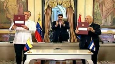 Resalta Díaz-Canel cooperación humanista entre Cuba y Venezuela