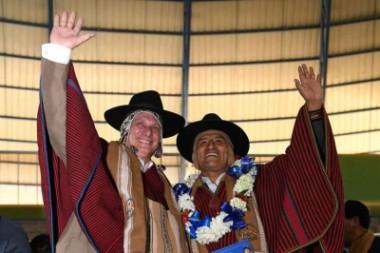 Saluda Evo Morales elección de Díaz-Canel como presidente de Cuba